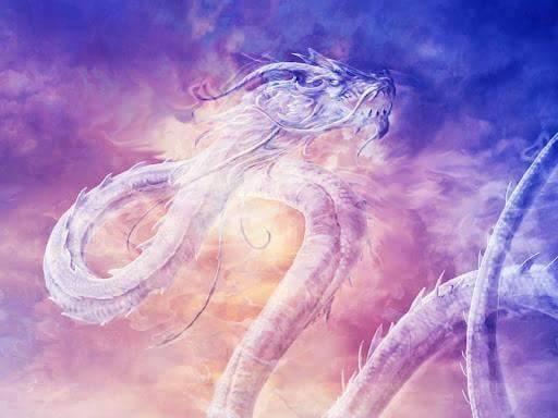 Dragon for nobilis poem