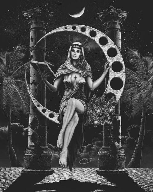 the-high-priestess