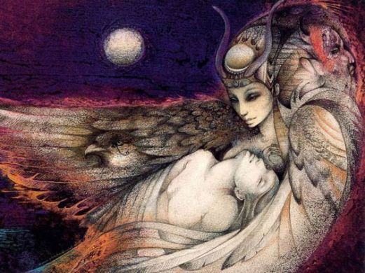 isis-and-osiris-susan-seddon-boulet